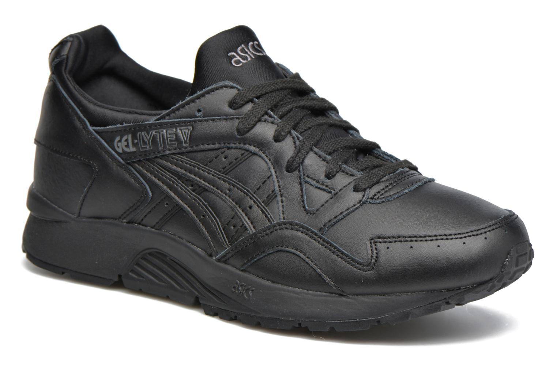 Sneaker Asics Gel-Lyte V schwarz detaillierte ansicht/modell