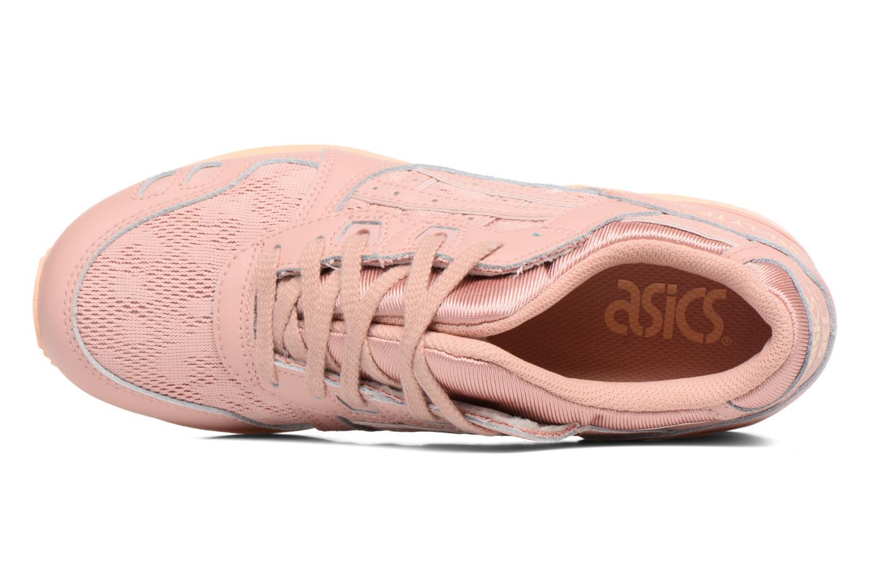 Baskets Asics Gel-Lyte III W Rose vue gauche