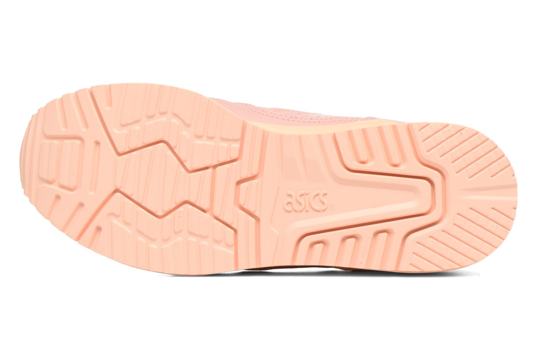 Baskets Asics Gel-Lyte III W Rose vue haut