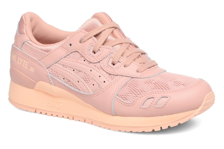 asics sneakers roze