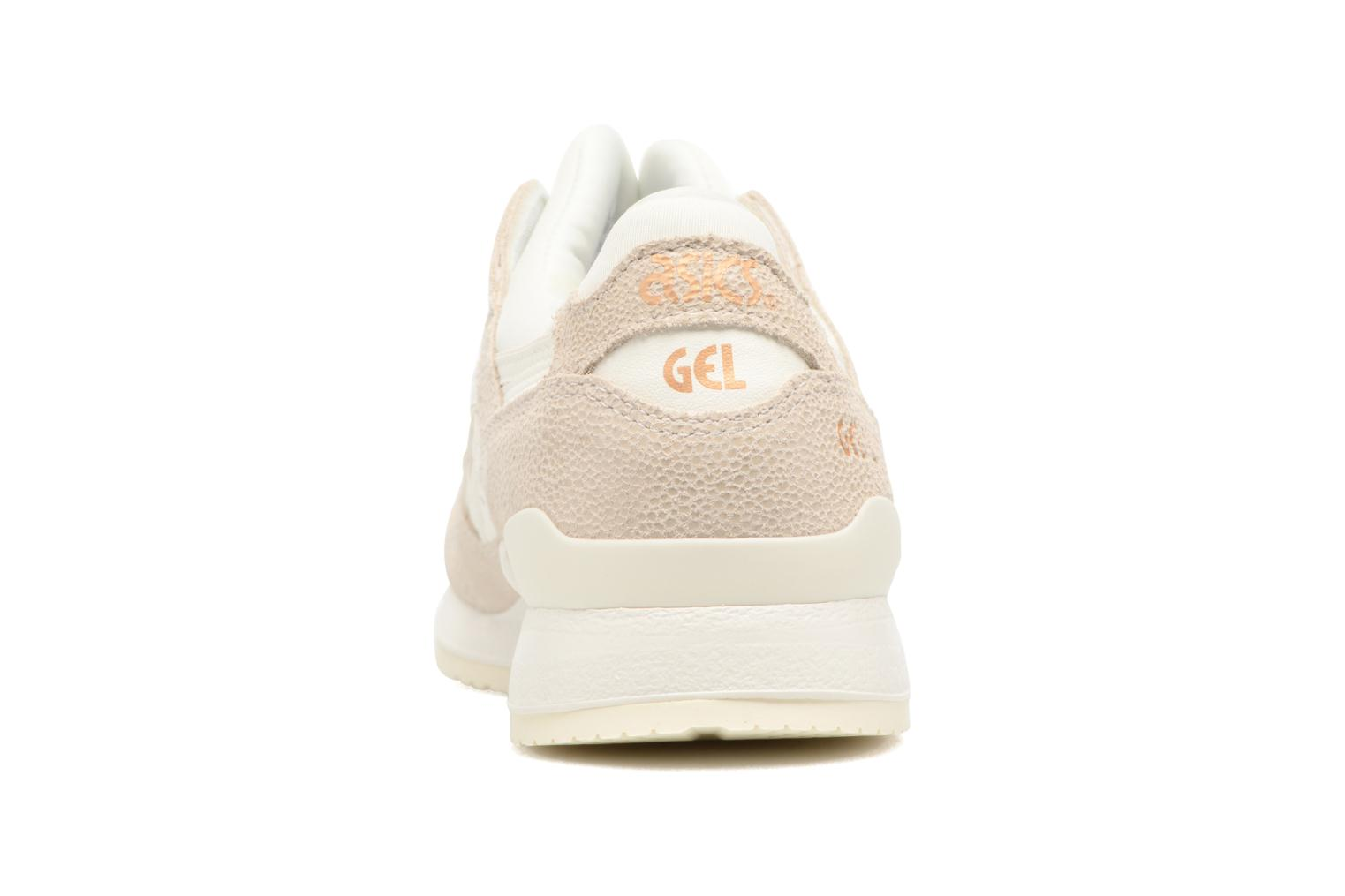 Trainers Asics Gel-Lyte III W Beige view from the right