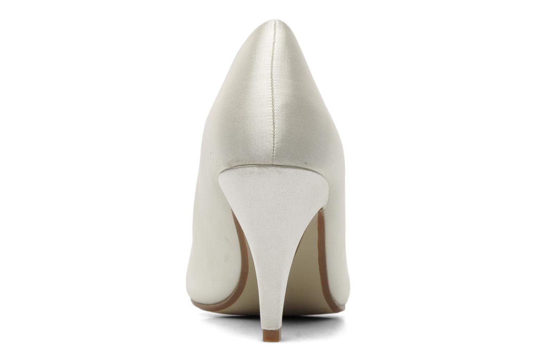 Escarpins I Love Shoes Kindy Blanc vue droite