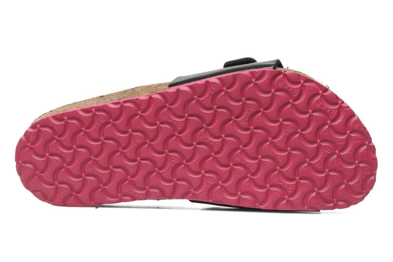 Madrid Birko-Flor Vernis Black / LS Pink