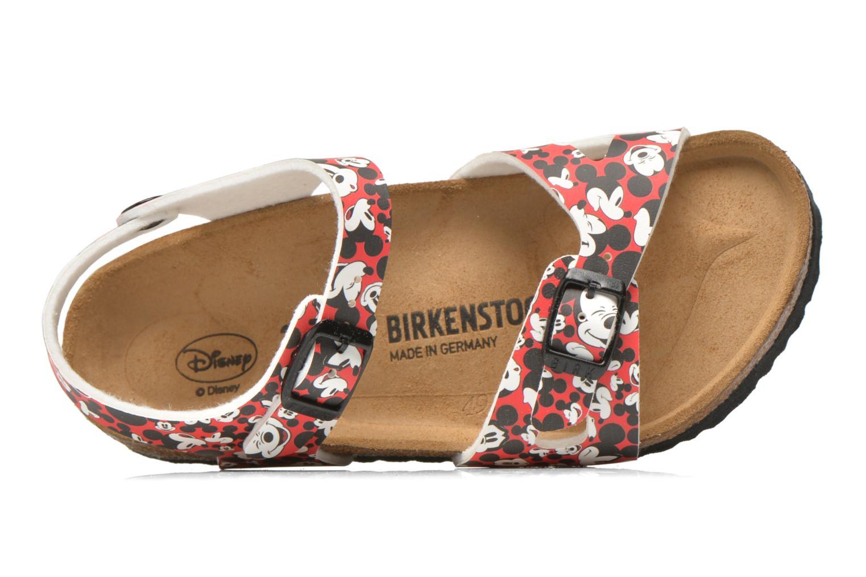 Sandals Birkenstock Rio Birko Flor Multicolor view from the left