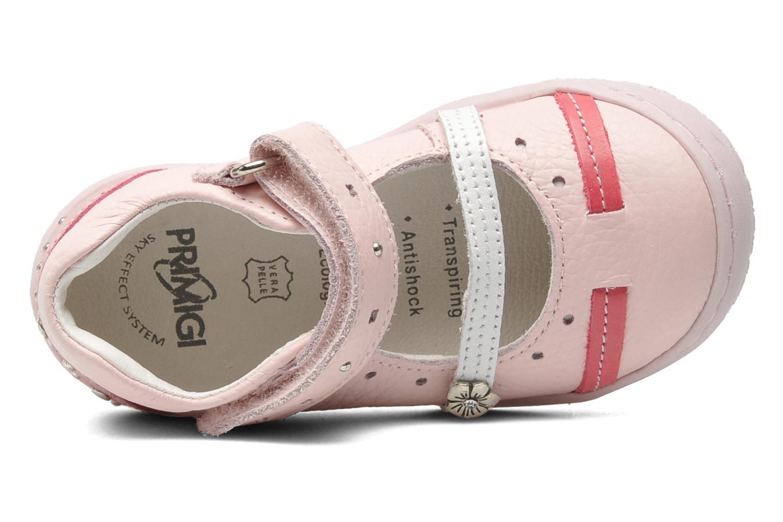 Ballerinaer Primigi NEREA-E Pink se fra venstre