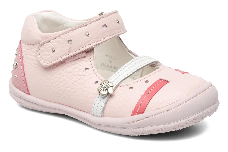 Ballerinaer Primigi NEREA-E Pink detaljeret billede af skoene