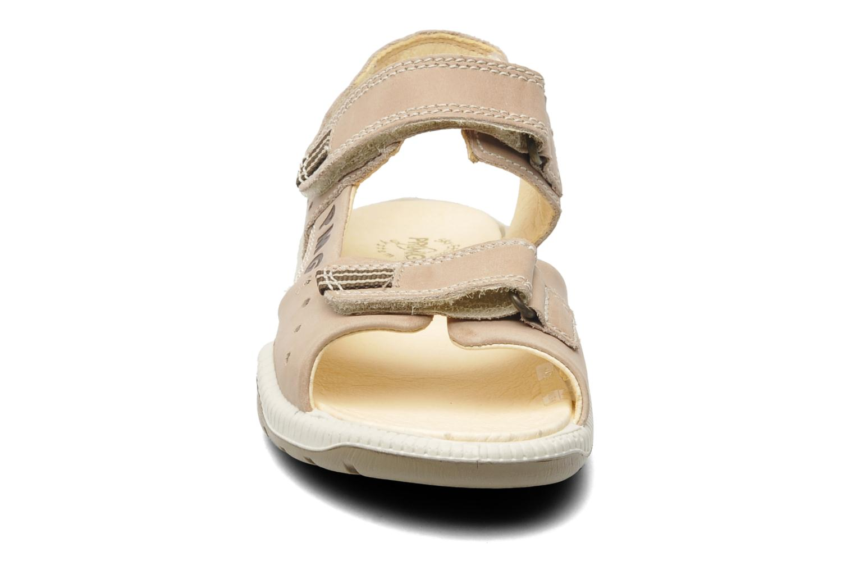 Sandalen Primigi DAMIANO beige schuhe getragen