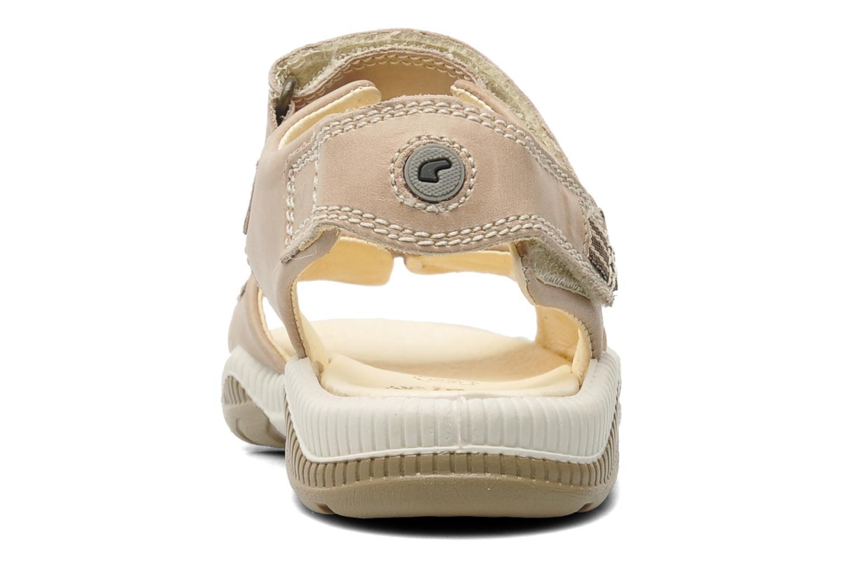 Sandales et nu-pieds Primigi DAMIANO Beige vue droite