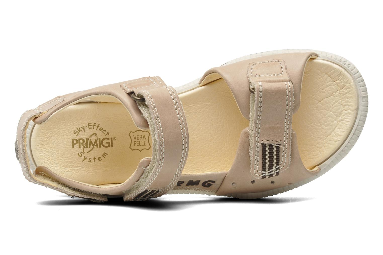 Sandales et nu-pieds Primigi DAMIANO Beige vue gauche