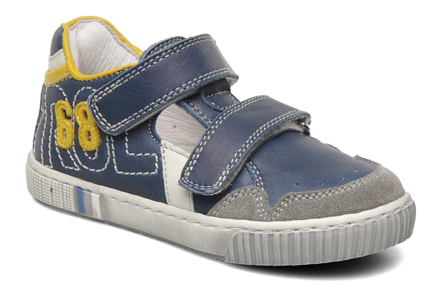 Trainers Romagnoli Nufnuf Blue detailed view/ Pair view