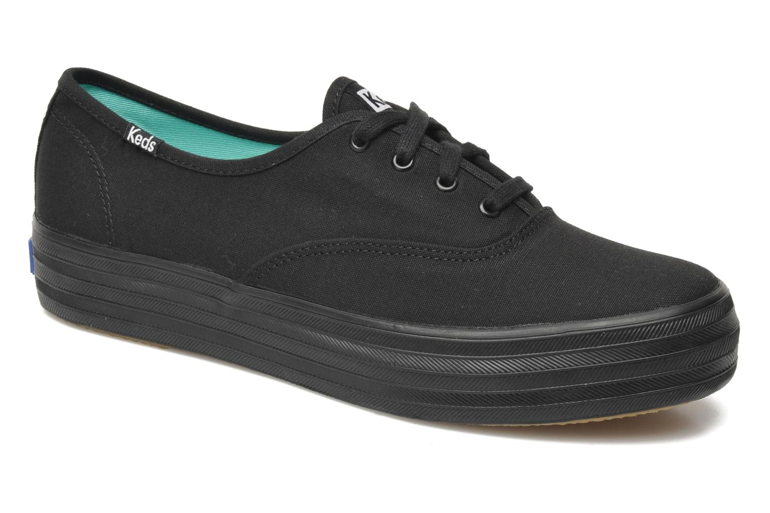Trainers Keds Triple Black detailed view/ Pair view