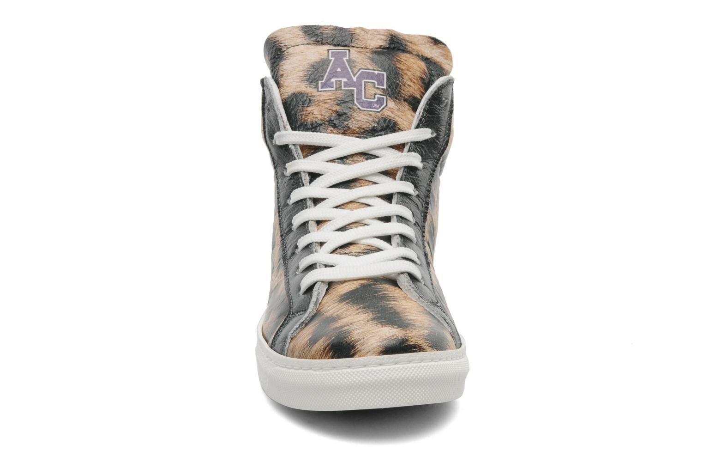 Sneaker American College Animal w mehrfarbig schuhe getragen