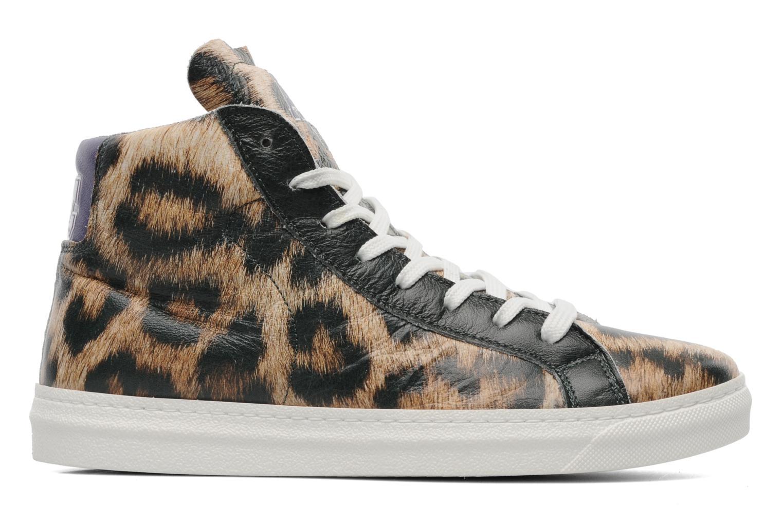 Sneaker American College Animal w mehrfarbig ansicht von hinten