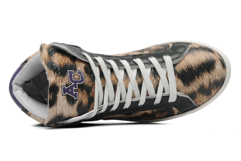 Sneakers American College Animal w Multicolore immagine sinistra