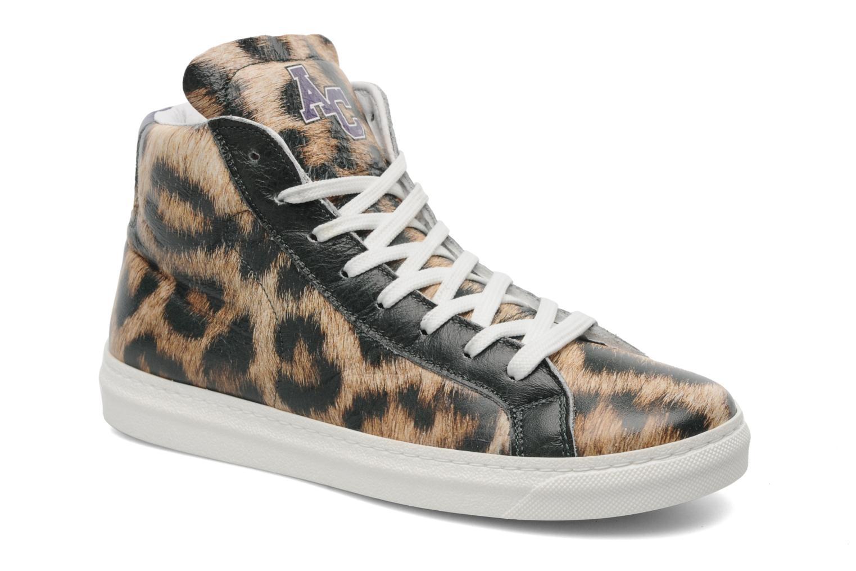 Sneaker American College Animal w mehrfarbig detaillierte ansicht/modell