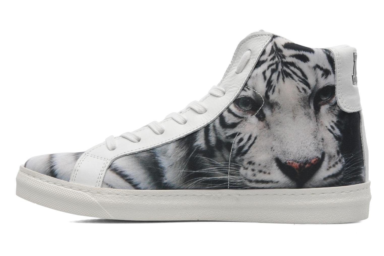 Sneaker American College Animal w mehrfarbig ansicht von vorne