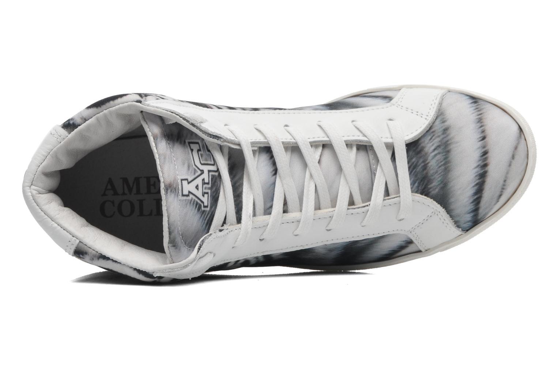 Sneaker American College Animal w mehrfarbig ansicht von links