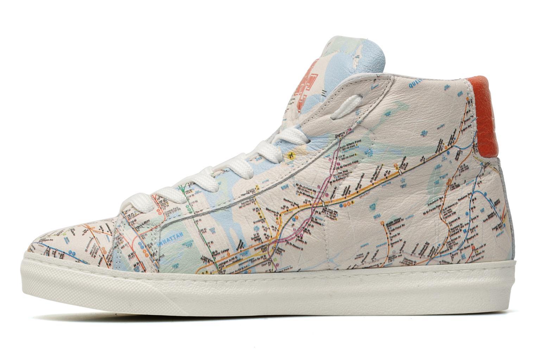 Sneakers American College Urban style m Multicolor voorkant