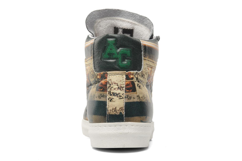 Sneaker American College Urban style m mehrfarbig ansicht von rechts