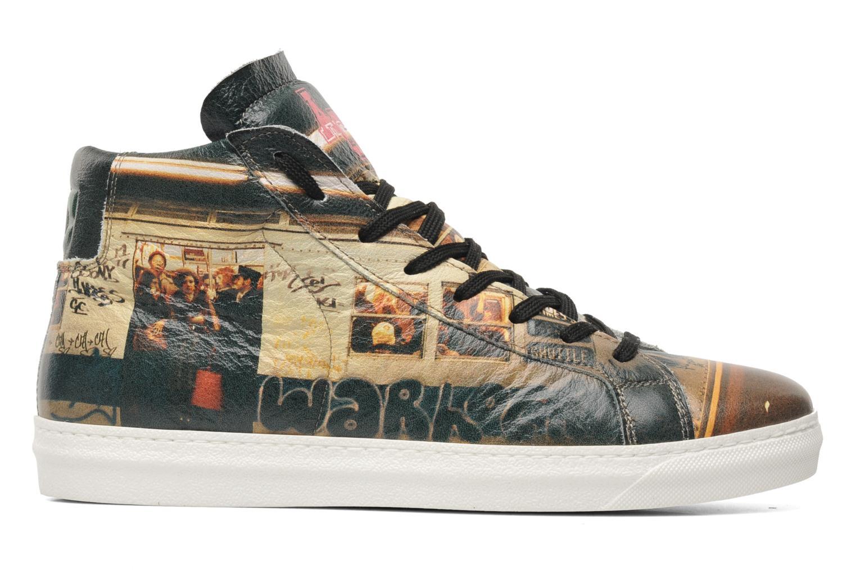 Sneaker American College Urban style m mehrfarbig ansicht von hinten