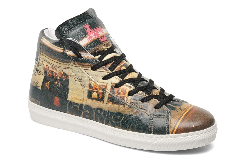 Sneaker American College Urban style m mehrfarbig detaillierte ansicht/modell