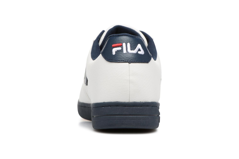 Baskets FILA FX-100 Low Blanc vue droite