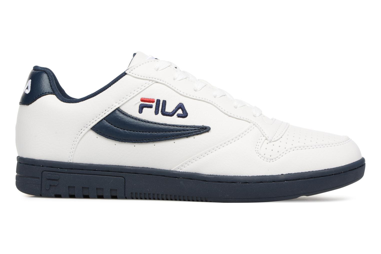 FX-100 Low White Dress Blue