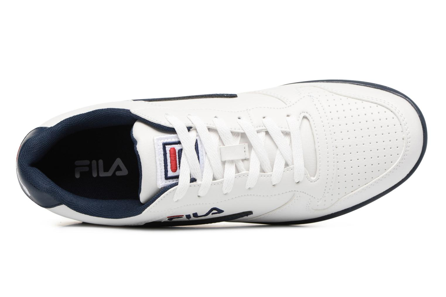 Baskets FILA FX-100 Low Blanc vue gauche