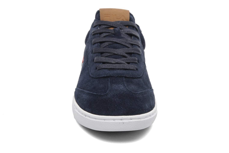 Sneakers FILA Portland Low Blauw model