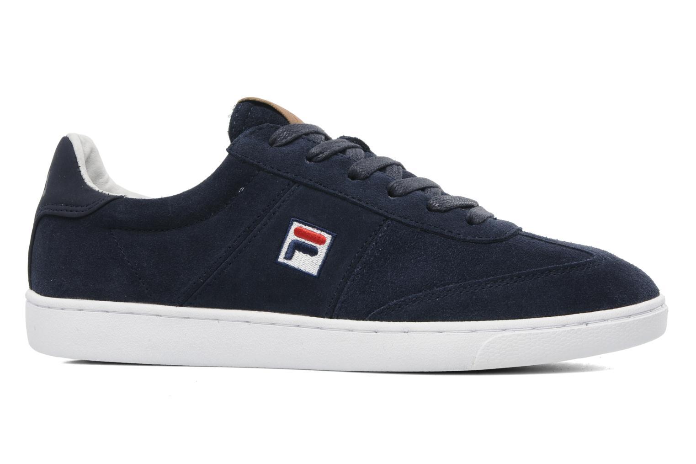 Sneakers FILA Portland Low Blauw achterkant