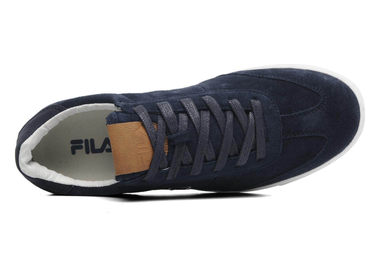 Sneakers FILA Portland Low Blauw links
