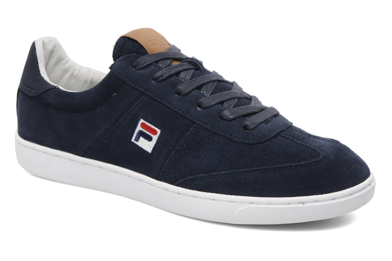 Sneakers FILA Portland Low Blauw detail