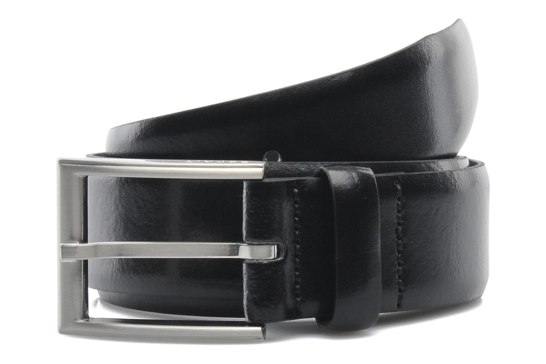 Ceintures Esprit Paul Leather Belt 35mm Noir vue détail/paire