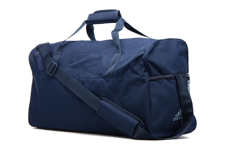 Sacs de sport Adidas Performance Lin Per TB M Bleu vue droite