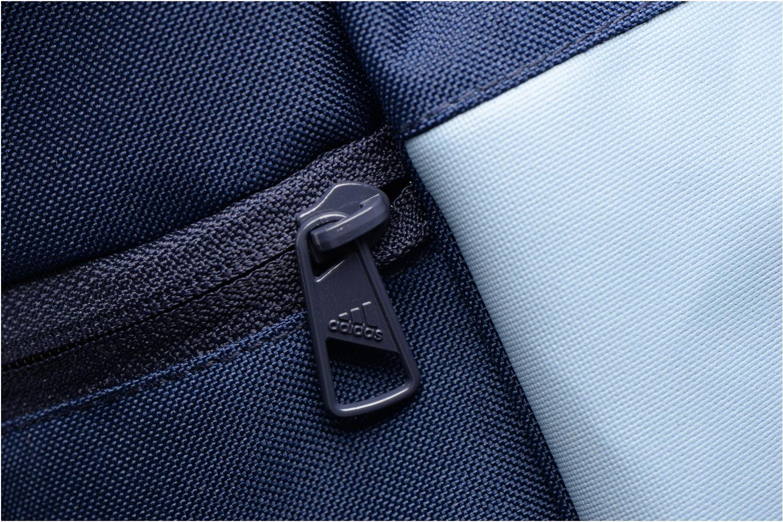 Sporttaschen Adidas Performance Lin Per TB M blau ansicht von links