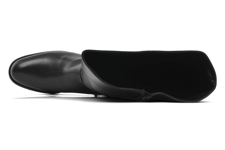 Bottes Jilsen Anna - 52 Noir vue gauche