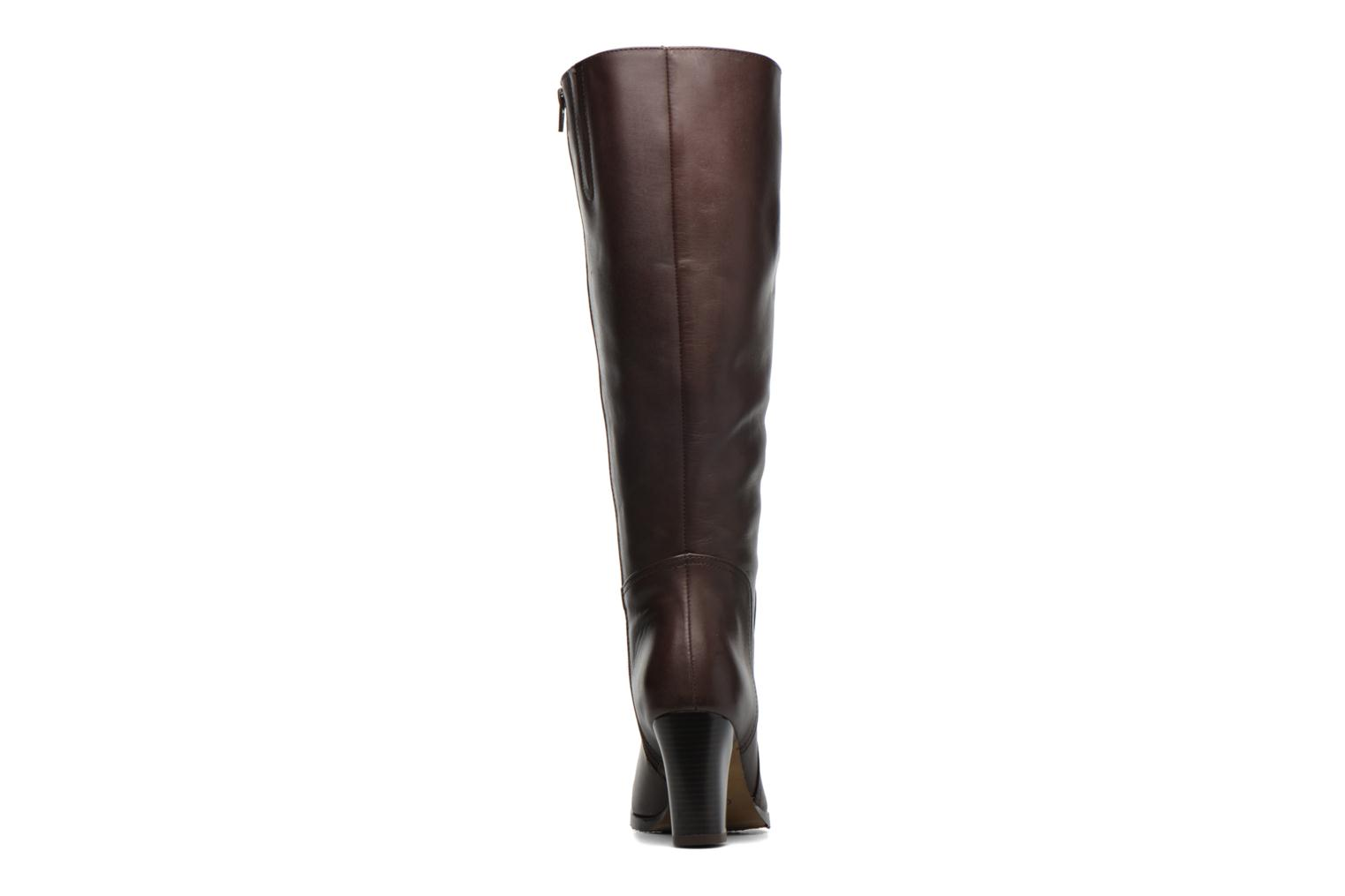 Boots & wellies Jilsen Antara - 48 Brown view from the right