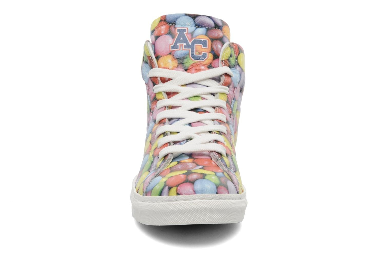 Baskets American College Fooding W Multicolore vue portées chaussures