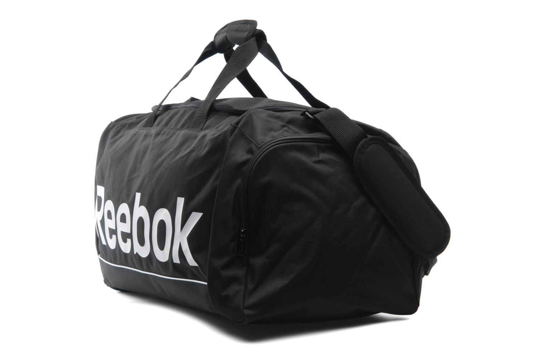 Sporttaschen Reebok Spor Roy M Grip schwarz schuhe getragen