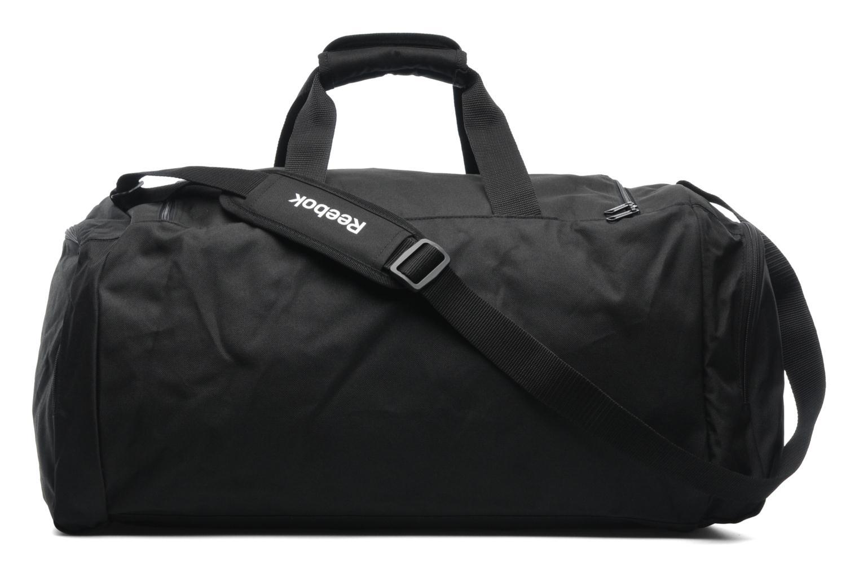 Sporttaschen Reebok Spor Roy M Grip schwarz ansicht von vorne