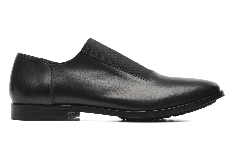 Marine Oxford Black smooth calf leather