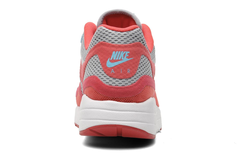 Deportivas Nike Wmns Nike Air Max 1 Breeze Gris vista lateral derecha