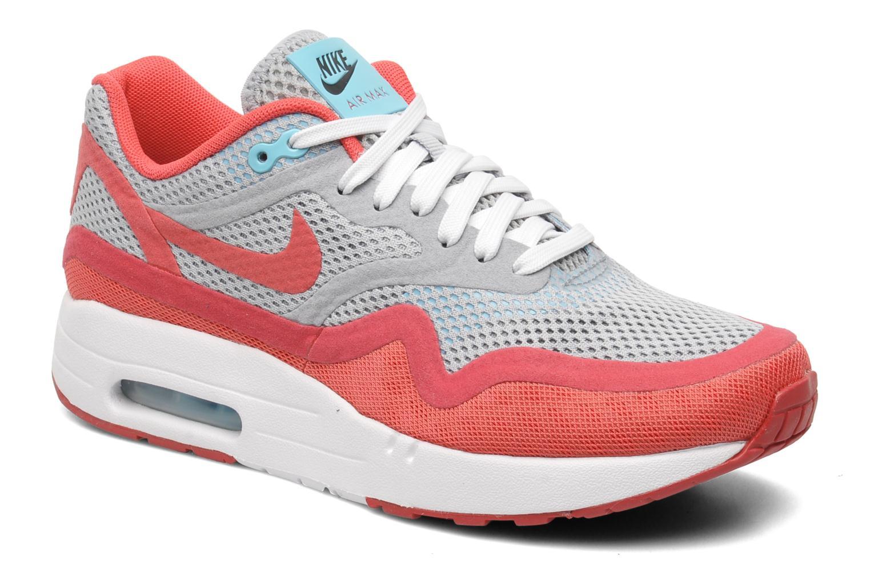Wmns Nike Air Max 1 Breeze Wolf Grey-Grnm-Plrzd Bl-Lgn Rd