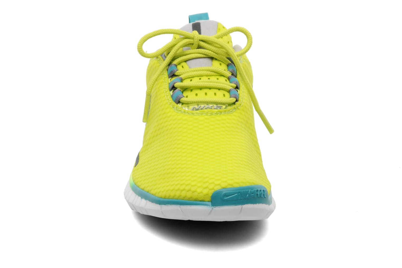 Baskets Nike Nike Free Og Breeze Vert vue portées chaussures
