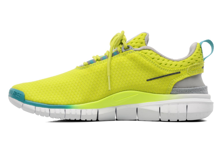 Baskets Nike Nike Free Og Breeze Vert vue face