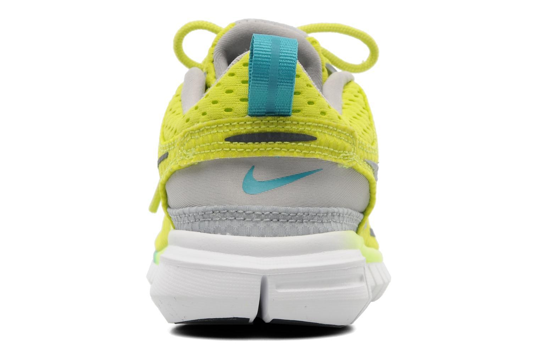 Baskets Nike Nike Free Og Breeze Vert vue droite