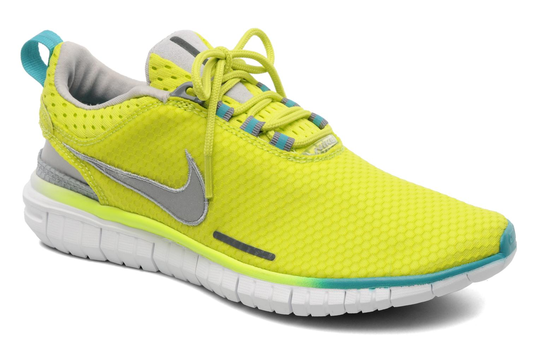 Baskets Nike Nike Free Og Breeze Vert vue détail/paire