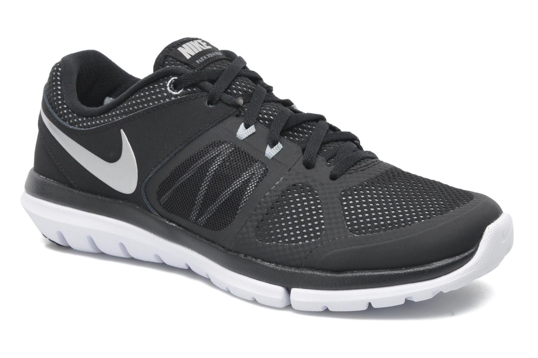 Chaussures de sport Nike Nike Flex 2014 Rn Noir vue détail/paire