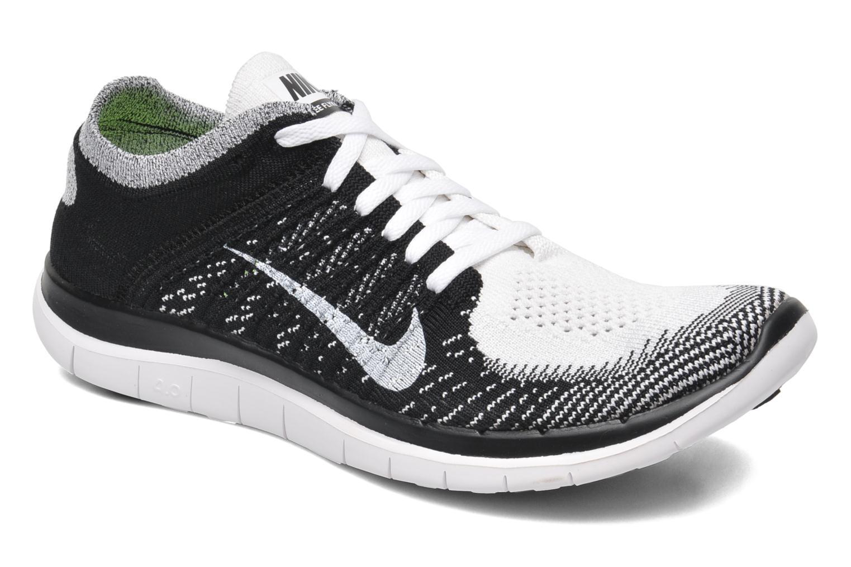 Nike Free 4.0 Flyknit Weiß