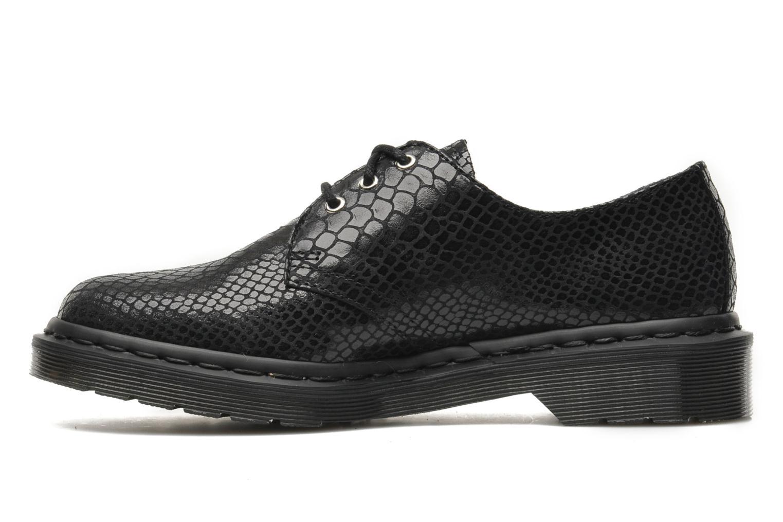 Chaussures à lacets Dr. Martens Tahan Noir vue face